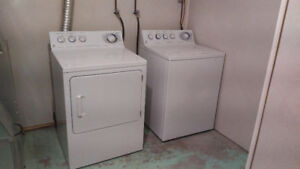 GE Washer and Dryer - SOLD PENDING PICKUP