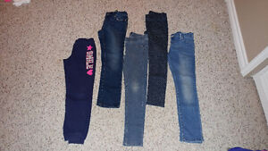 Girls size 10 /12 pants