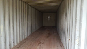 Weather Proof 40' Shipping Containers - $1,450/container