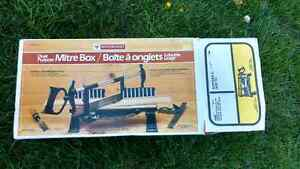 Mastercraft Mitre box brand new in package