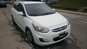 2015 Hyundai Accent GL Hatchback - comes with winter tires!