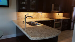 USED KITCHEN GRANITE COUNTERTOP