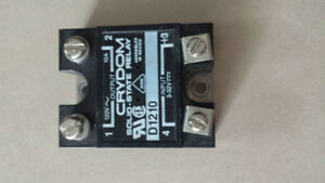 Relais électronique, Solid State Relay