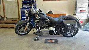 NEW PRICE Mint Harley Fatboy Lo
