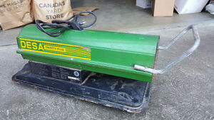 DESA thirty five portable kerosene heater for sale. NEW PRICE