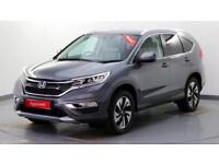 2015 Honda CR-V 2.0 i-VTEC EX Petrol silver Automatic