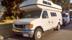 2007 Ford Okanagan Class B Camper Van Conversion VC3