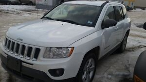 2011 Jeep Compass Sport $500 GAS CARD