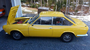 1968 Fiat 124 AC coupe