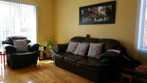 Big 41/2 Condon with garage for rent Villeray-St-Michel Metro