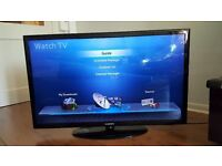 "32"" Samsung full HD freeview built in"