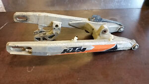 Complete 2003 KTM 450sx Part Out Prince George British Columbia image 4