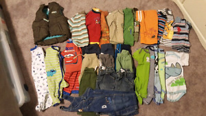 6 month baby clothes