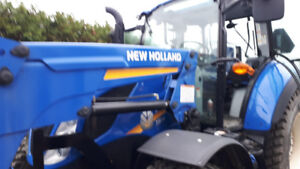 T5 110 NEW HOLLAND 2018