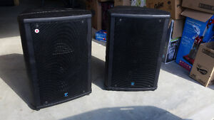 NX750P YOURVILLE POWERED SPEAKERS