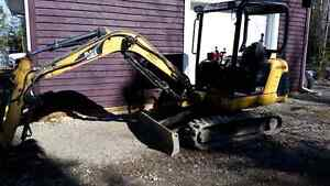 Excavator For Hire Prince George British Columbia image 1