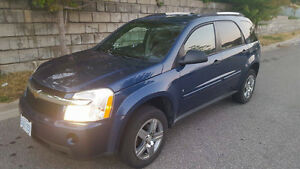 2008 Chevrolet Equinox LS Low Km nice condition E-tested