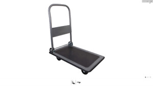 Brand New Platform Hand Truck, Capacity--330 lbs, $ 44.99 only