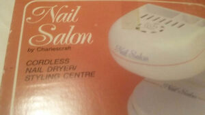 Cordless Nail Dryer Cambridge Kitchener Area image 1