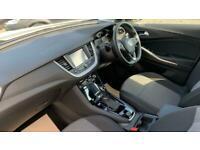 2020 Vauxhall Grandland X 1.2 Turbo SE Auto (s/s) 5dr SUV Petrol Automatic