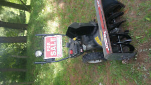 Snow Blower *Reduced* Moving Must Sell