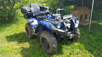 ** 2014 Yamaha Kodiak 450 ** - Like New! Price Lowered!