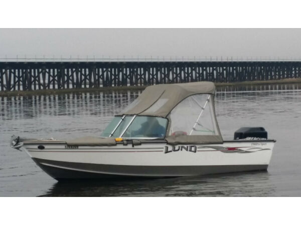 Used 2005 Lund Boat Co 1700 Pro Sport