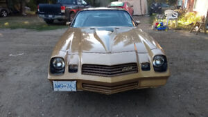 1981 Z28 ULTIMATE SURVIVOR