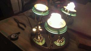 2 Sets of Halogen Type Lights