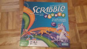 Jeux de société Scrabble, leap frog ferme magnétique Mont à mots