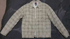 QuickSilver jacket L size