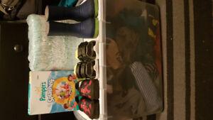 Toddler stuff- random assortment, sizes 2t,3t,4t
