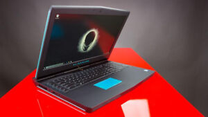 Alienware Gaming Laptop with GTX 1070 with 256GB SSD