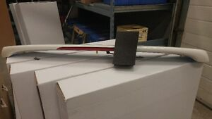 FACTORY PAINTED QX3 SPOILER FOR 2010-12 NISSAN ALTIMA SEDAN Kitchener / Waterloo Kitchener Area image 2