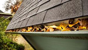 Gutter Cleaning from $99 - Island Garden Pro Comox / Courtenay / Cumberland Comox Valley Area image 1