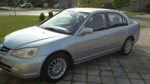 2003 Acura EL Touring Sedan