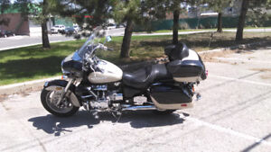 Valkyrie Interstate 2001 (Goldwing)