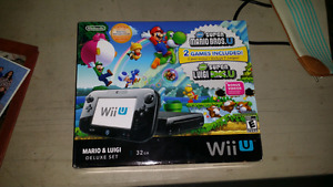 Wii u bundle for switch