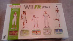 Wii Fit Plus - New condition