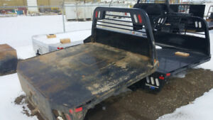 "Used 84"" CM truck deck for Dodge Mega Cab, short-box, dually"