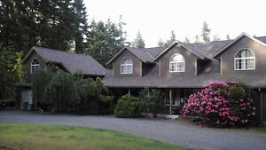 Large Acreage...NEW PRICE Campbell River Comox Valley Area image 1