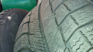 Like new Toyota camry 205/65 R15 Michelin X-ice Kitchener / Waterloo Kitchener Area image 4