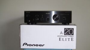 Pioneer Elite A20 Deux Cannaux Stereo