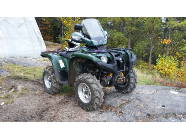 Used 2011 Yamaha grizzly 550 eps