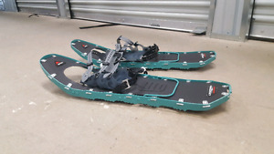 Snowshoes - MSR Lightning Ascent - $200