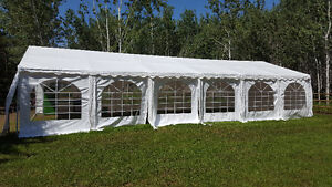 20'x40' party tent