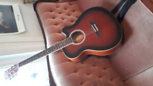 Guitare acoustique Wood and Co