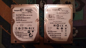 LAPTOP HARD DRIVES WITH WINDOWS 10, OFFICE 2010 FULL