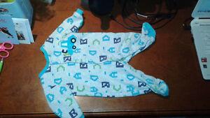 pyjamas bébé garçon 3 mois