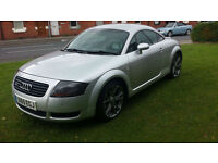 Audi TT Coupe 1.8 ( 225bhp T quattro PX Swap Anything considered